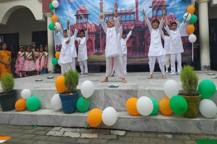 St Xaviers High School-Independence Day