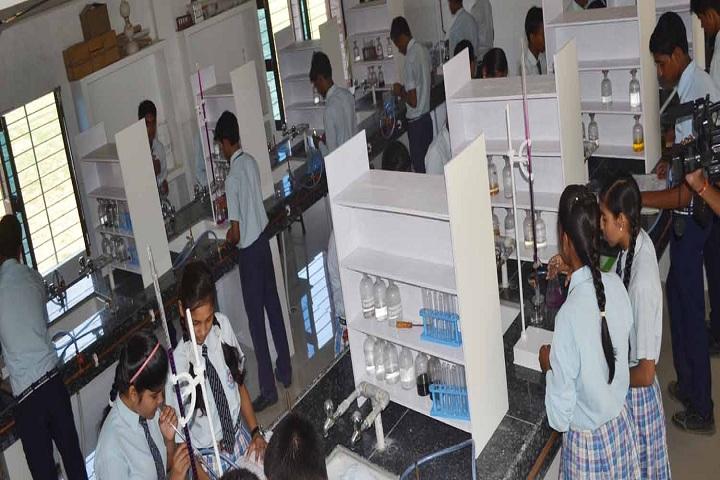 St XavierS School-Chemistry Lab