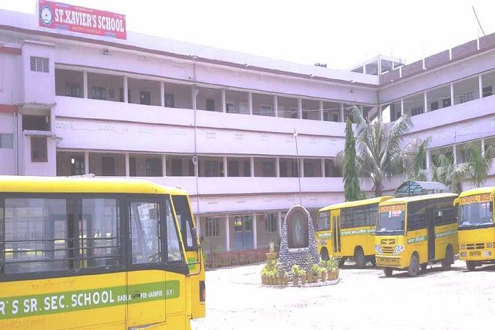 St XavierS School-School Building