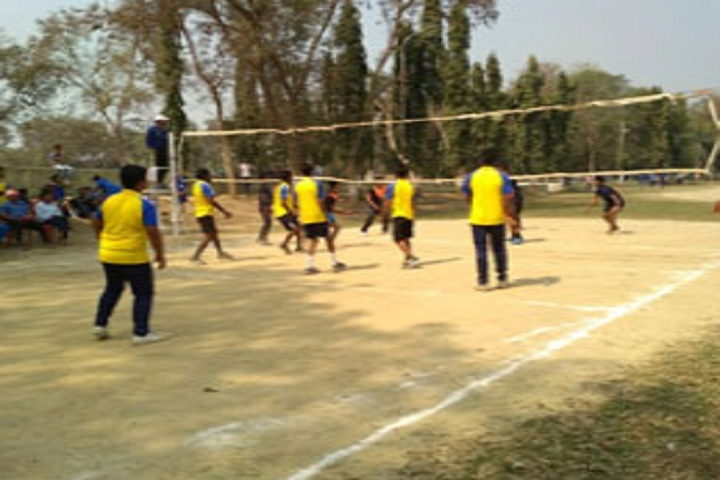 St Xaviers High School-Volley Ball