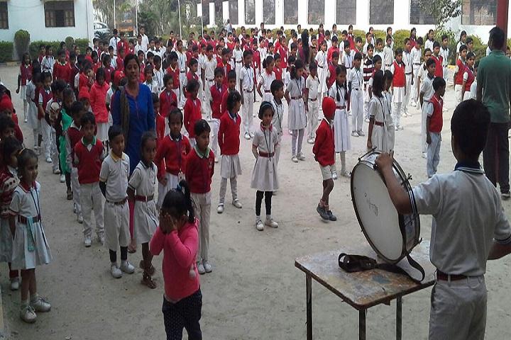 St Xaviers High School-School Activity