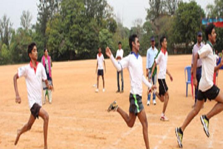 St Xaviers High School-Sports