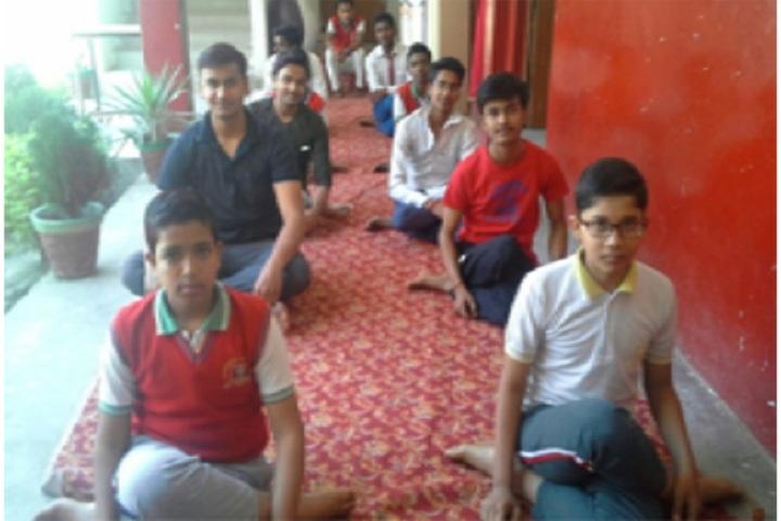 St Xaviers High School-Yoga