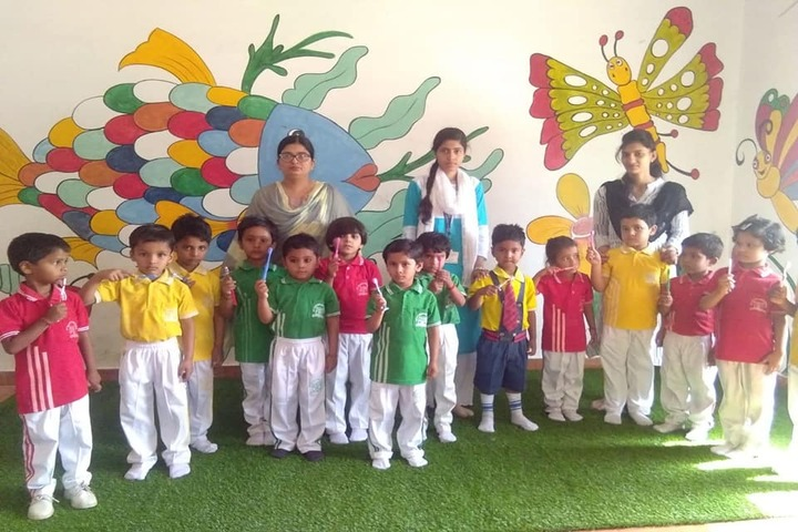 St Xaviers School-Activity