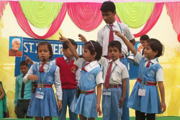 St Xaviers School-Annual Day
