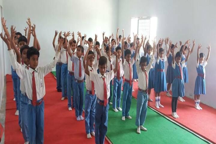 St Xaviers School-Dance Room