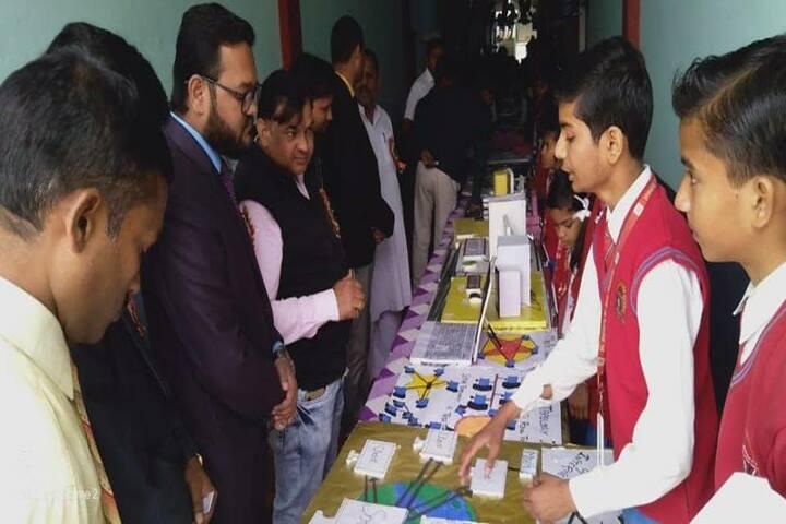 St Xaviers School-Exhibition
