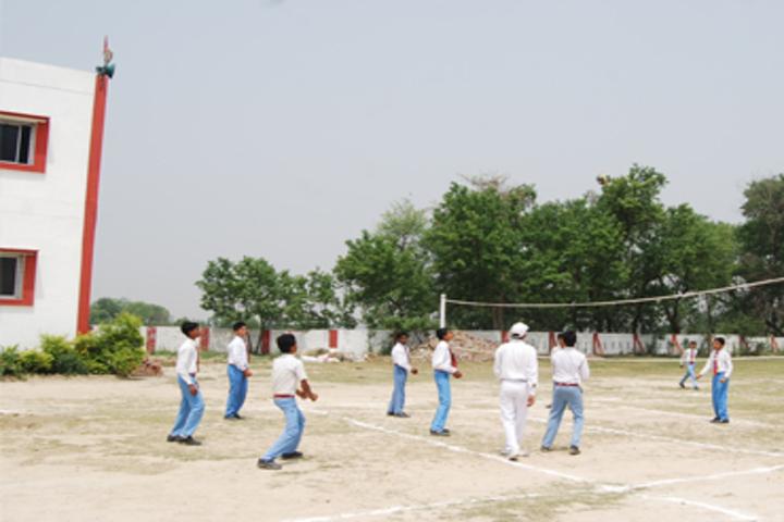 St Xaviers School-Volleyball Court