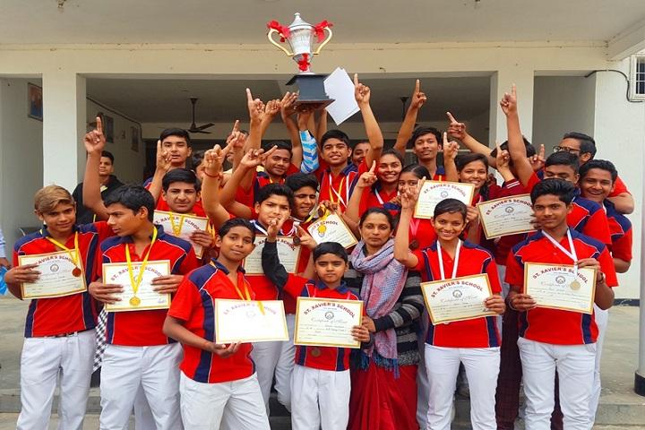 St Xaviers School-Achievements