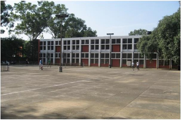 Government Model Senior Secondary School-Play Ground