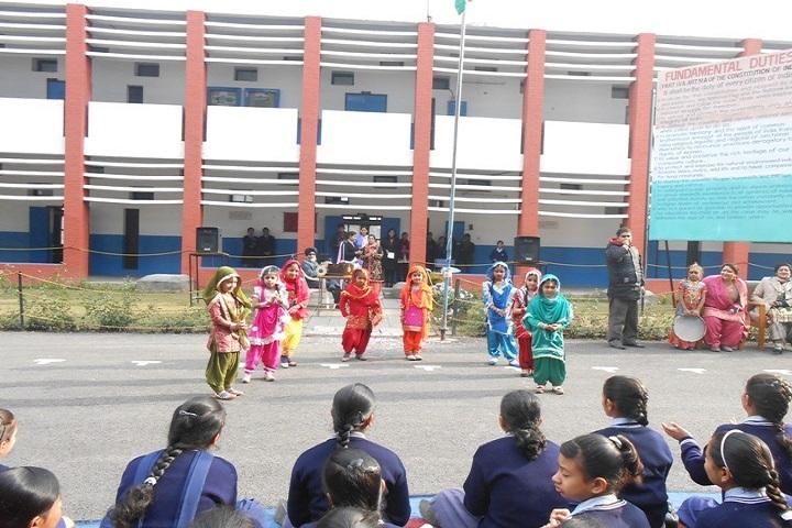 Government Model Senior Secondary School-Republic Day Celebrations