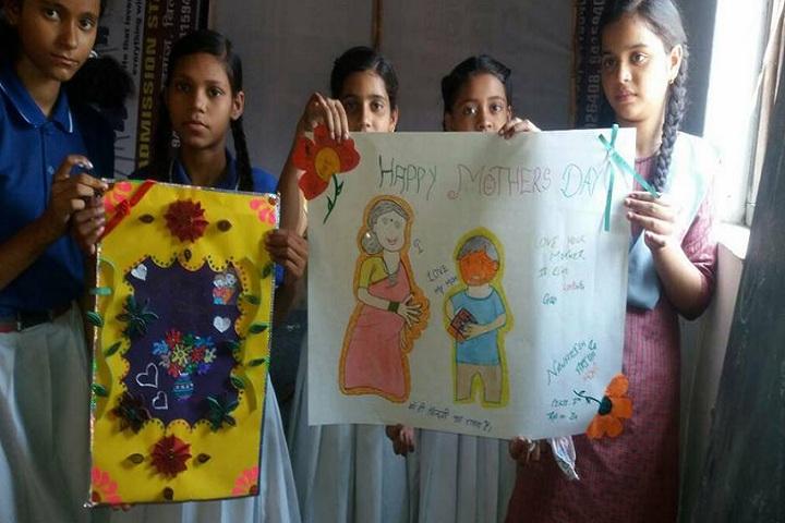 St Joseph School-Mothers day celebrations