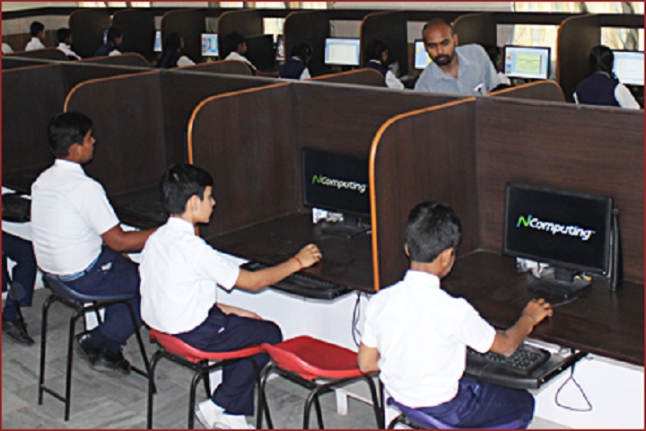 St Marys Convent School-Computer Lab