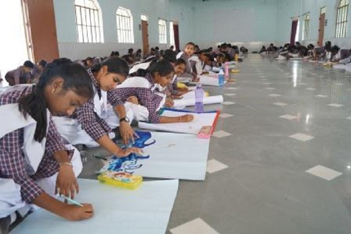 St Thomas School-Drawing Competition