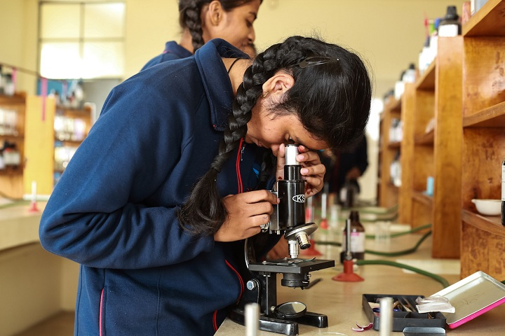 Staford School-Biology Lab