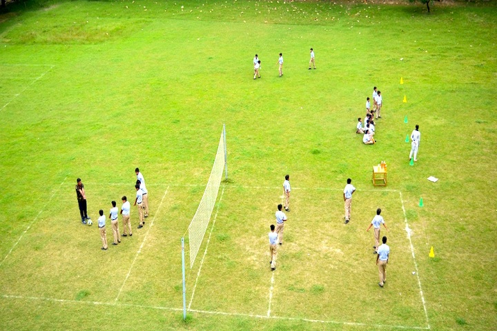 Staford School-Playground