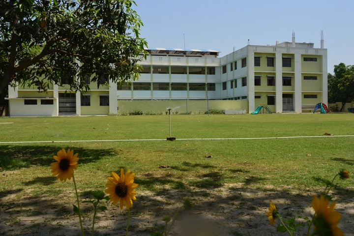 Staford School-School view