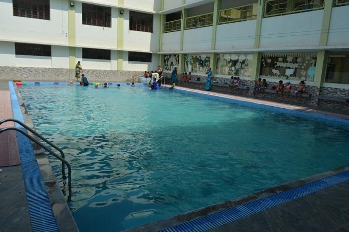 Staford School-Swimming Pool