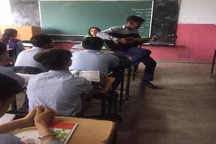 Government Model Senior Secondary School-Music