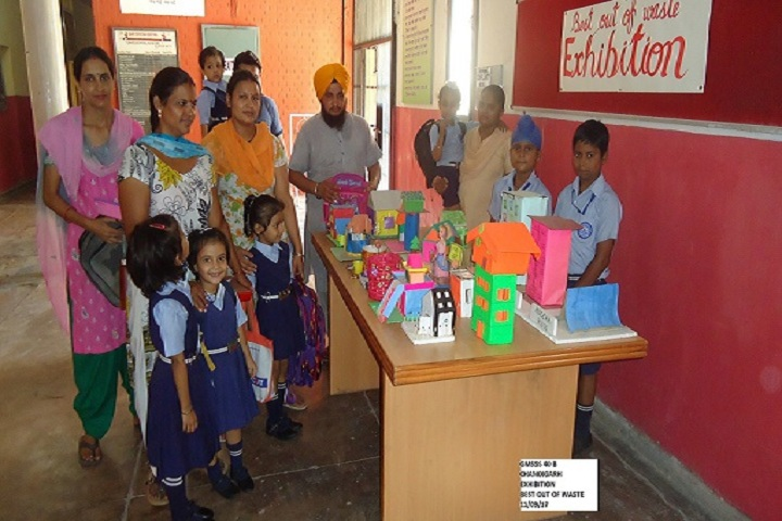 Government Model Senior Secondary School-Exhibition