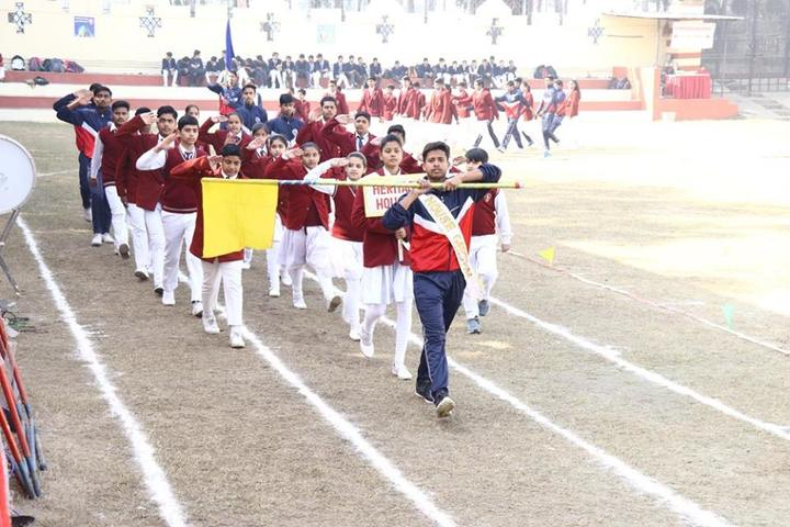 Stepping Stones School-Annual Sports Day