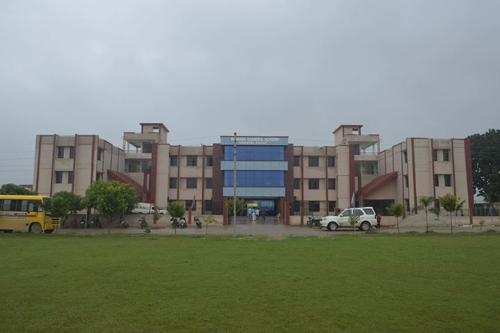 Subhash Chandra Academy-Campus