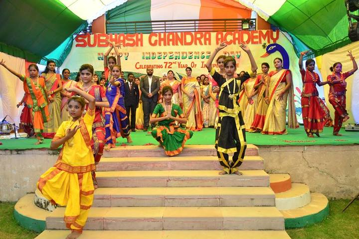 Subhash Chandra Academy-Independence Day