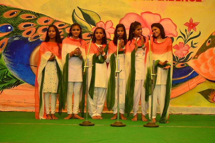 Subhash Chandra Academy-Republic Day