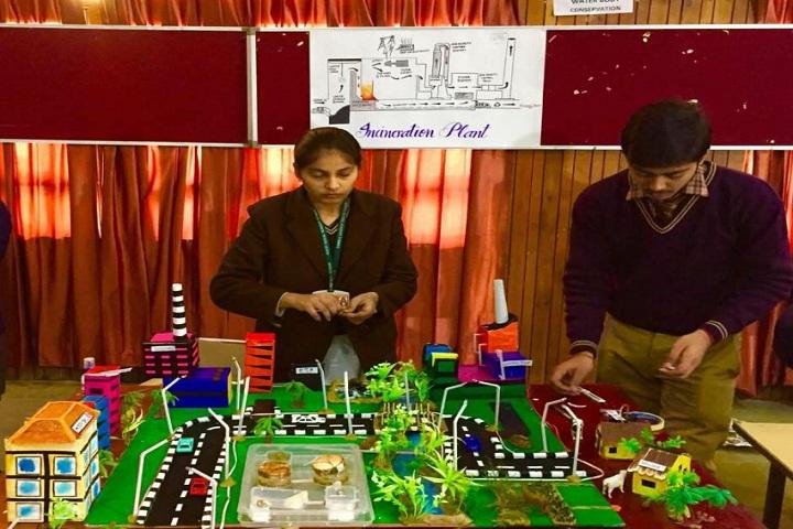 Suditi Global Academy-Exhibition