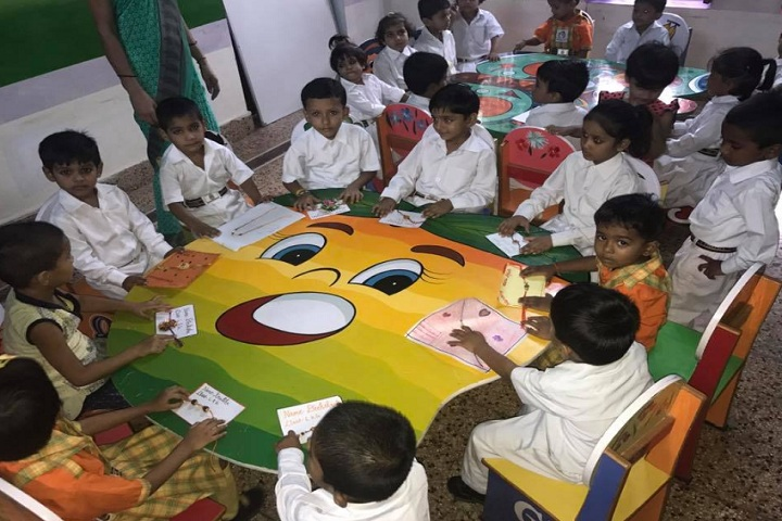 Suditi Global Academy-Rakshabandhan