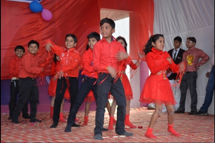 Suditi Global Academy-Dance