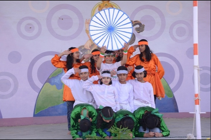 Suditi Global Academy-Republic Day