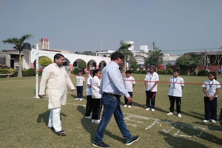 Sultanpur City Montessori-Sports Meet