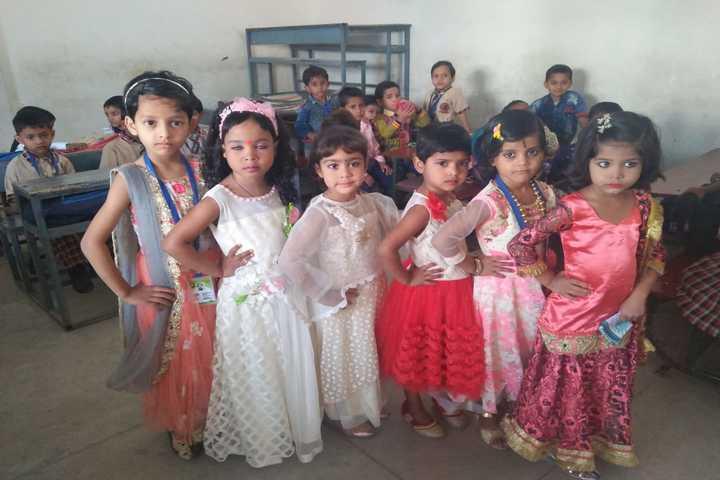 Sultanpur City Montessori-Fancydress