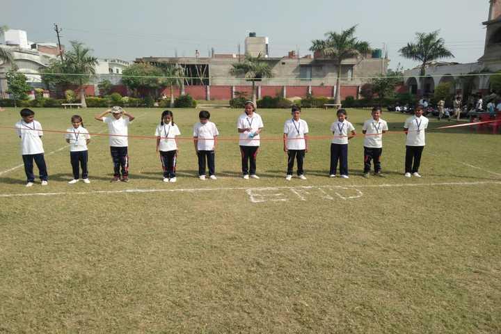 Sultanpur City Montessori-Games