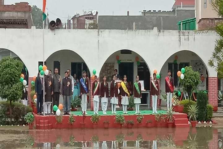 Sultanpur City Montessori-Investiture Ceremony