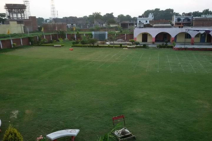 Sultanpur City Montessori-Playground