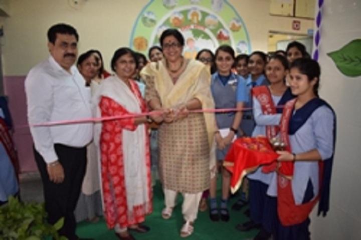 Government Model Senior Secondary School-Inauguration