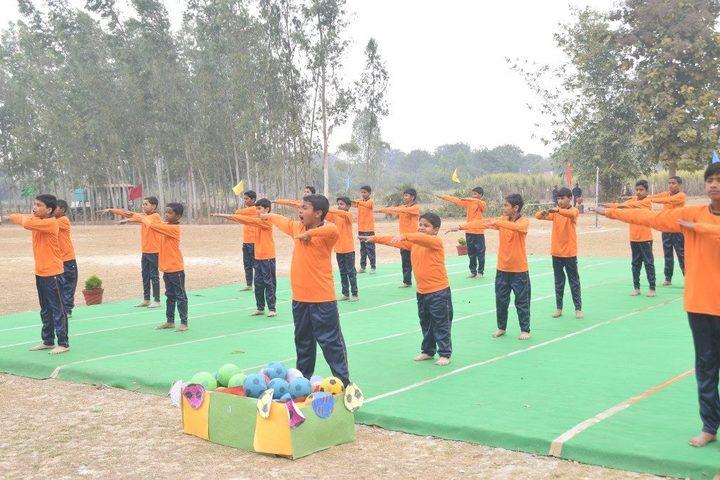 Sumitra Modern School-Activity
