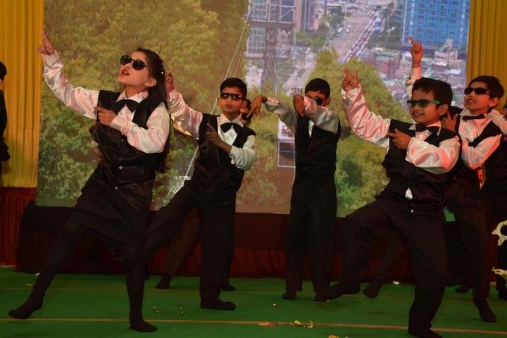 Sumitra Modern School-Dance