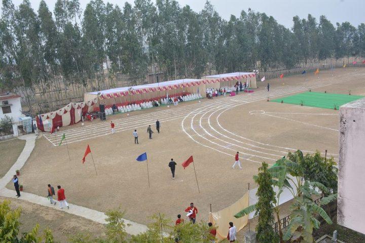 Sumitra Modern School-Playground
