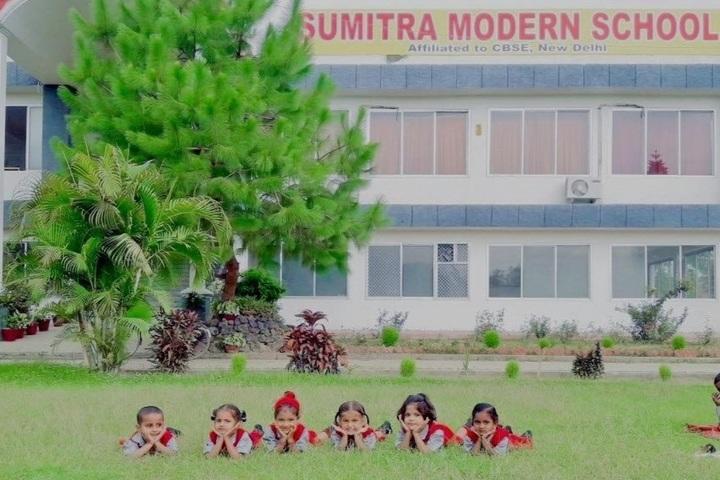 Sumitra Modern School-School View