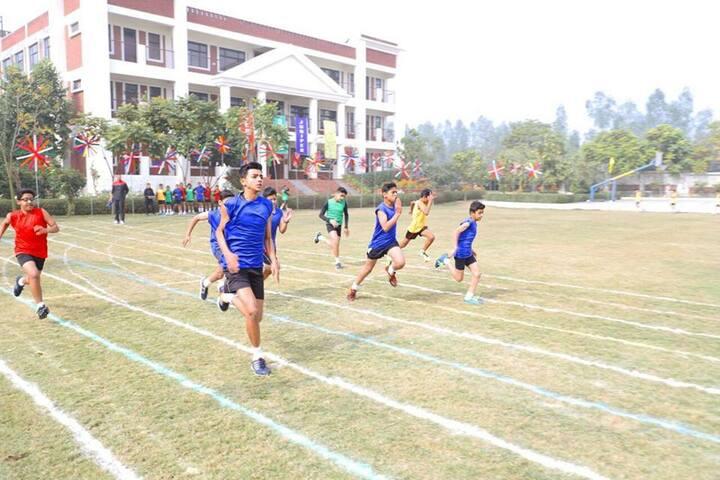 Summer Valley School-Sports