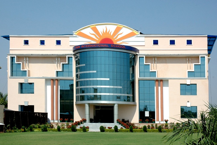 Sun International School-School building