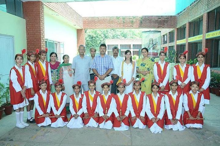 Government Model Senior Secondary School-Cultural Program