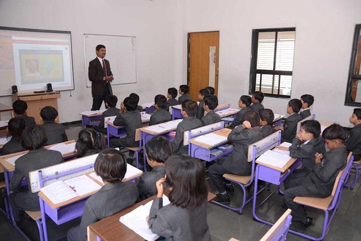 Gaikwad Global School-Class