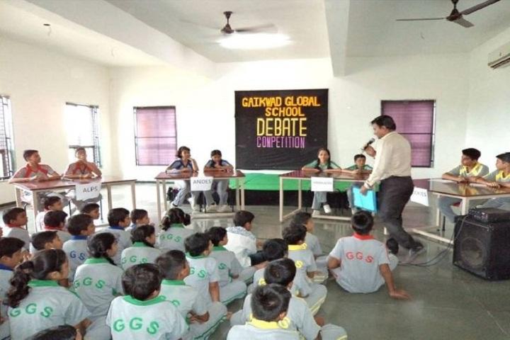 Gaikwad Global School-Debate