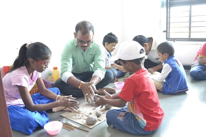 Gaikwad Global School-Events