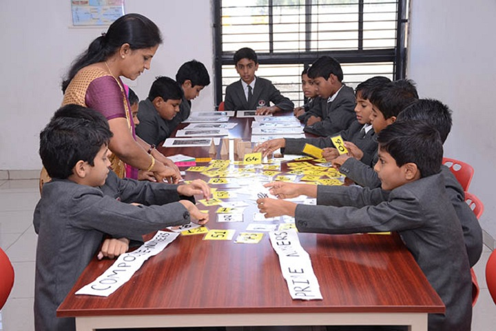 Gaikwad Global School-Maths-Lab