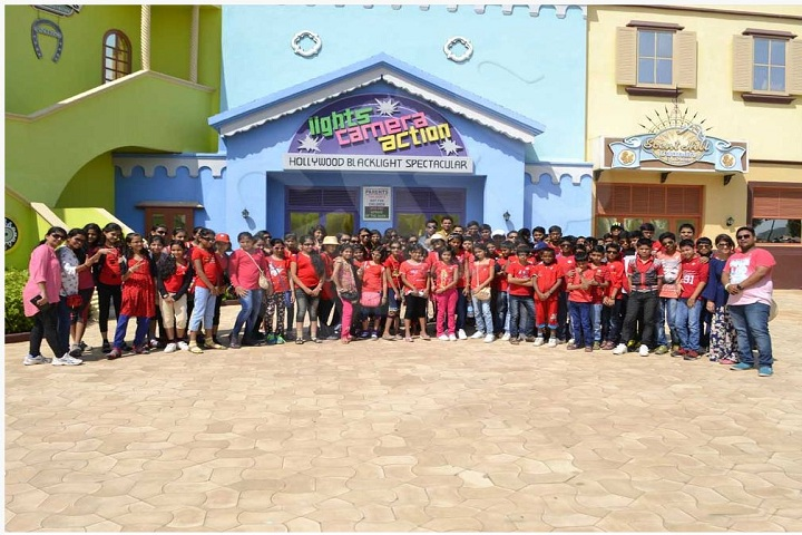 GAIKWAD-Education Tour